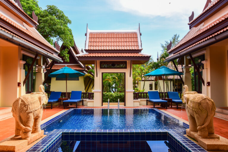 Koh Chang Paradise Resort & Spa : Family Pool Villa