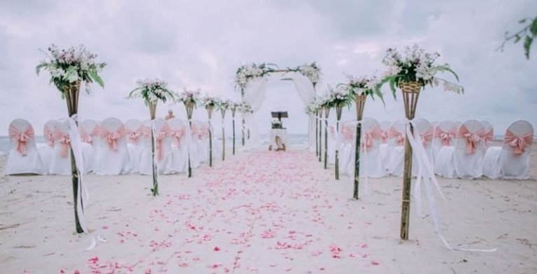 Koh Chang Paradise Resort & Spa : Wedding